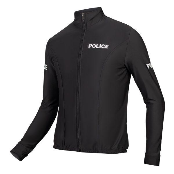 police thermal fleece