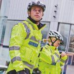 Police cycle uniform