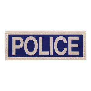 police-reflective-badge