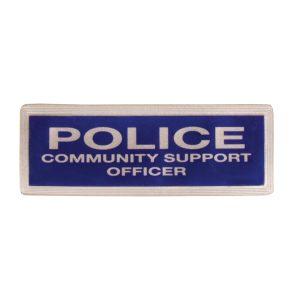pcso-reflective-badge