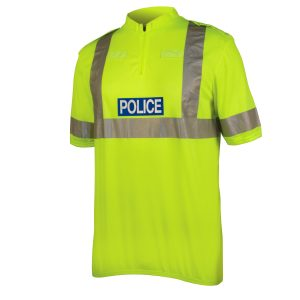 Police hi viz jersey ss