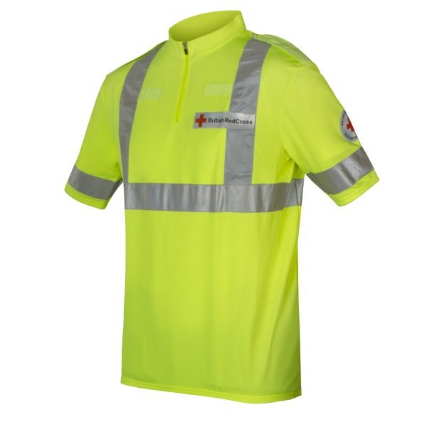 paramedic hi viz jersey ss